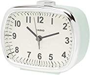 CASIO 卡西欧 台式钟 复古* 9.1×10.9×6.2 厘米 复古色 TQ-159-3JF