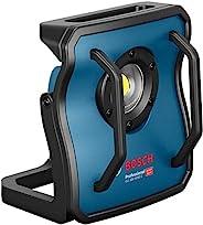 Bosch 博世 Professional GLI 18V-4000 C 建筑聚光灯 电池 / 18V 系统 / 发光强度:4000 流明/不包括电池和充电器