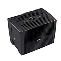 Venta 空氣清洗器 LW15 COMFORTPlus 加濕器和空氣凈化器 適用于35平方米 Brilliant Schwarz 7046401