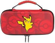 PowerA Nintendo Switch 旅行保护套,带提手,官方许可 - Pokémon 皮卡丘
