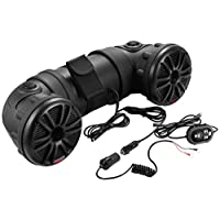 """BOSS Audio ATV25B - Bluetooth, All-Terrain, Powersports Amplified Sound System With 6.5"""" Speakers and 1.5"""" Tweeters"""