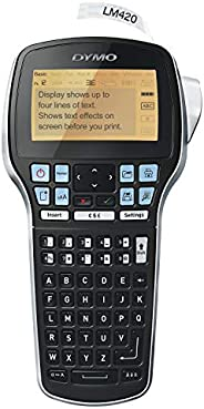 DYMO LabelManager 420P Rechargeable Hand-Held Label Maker (1768815)