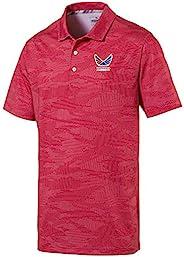 PUMA Golf 男士 2019 Volition Signature Polo 衫
