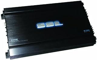 Sound Storm Laboratories EDGE 系列 DG22400 2400 瓦 2 通道 MOSFET 功率放大器,带远程低音炮水平控制