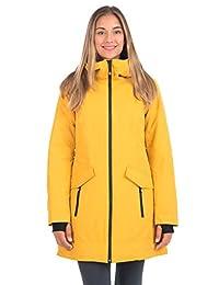POLAR GLACIER 女式防水保暖连帽夹克