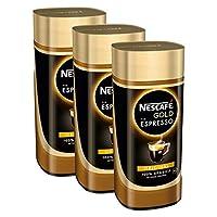 Nescafé Typ Espresso, L?slicher Kaffee Glas, 3er Pack (3 x 100 g)