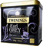 Twinings Earl Grey Loose Tea 500 g (Pack of 6)