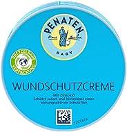 Penaten PENATEN *护理霜,舒缓婴儿*霜,含有氧化锌,适用于尿布区域保护(1 x 200毫升),200毫升