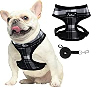 PUPTECK 柔软网眼狗狗胸背带宠物小狗舒适衬垫背心无拉带