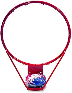 Sunflex Backyard Basketball Basket - Red