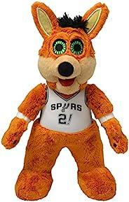 Bleacher Creatures 圣安东尼奥马刺狼 10 英寸吉祥物毛绒公仔 - 用于玩耍或展示的吉祥物