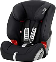 Britax 宝得适 Römer 儿童汽车安全椅 9个月-12岁/9-36kg EVOLVA 123 1/2/3组别,宇宙黑