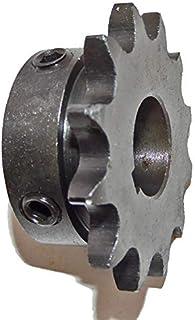 Azusa 2112 41 Go Kart Jackshaft 链轮 12T,1.91 cm 孔径