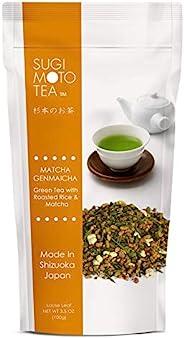 SA Japanese Green Tea 日本绿茶,散装茶叶,3.5盎司(3包)
