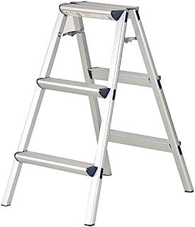 武田公司【折叠 · 步骤 · 长凳椅子】铝制长凳  蓝色