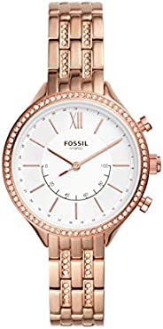 [Fossil] 智能手表 SUITOR BQT5001 女款 玫瑰金