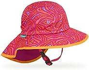Sunday Afternoons 女童游乐帽,Pink Fossil,Medium