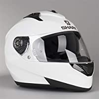 Shark Ridill Blank 頭盔 M 透明 2207_24535