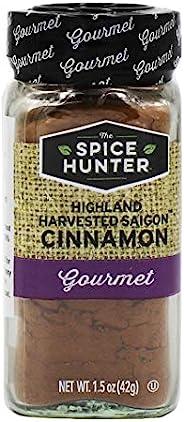 The Spice Hunter 高原西贡肉桂,研磨,1.5 盎司/42克罐