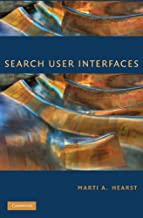 Search User Interfaces (English Edition)
