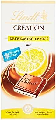 Lindt 瑞士莲 Creation 清新柠檬味牛奶巧克力 150克(14件装)