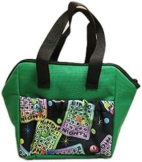 SII 新款!!! Bingo #1 Dauber 6 口袋手提袋(霓虹绿)
