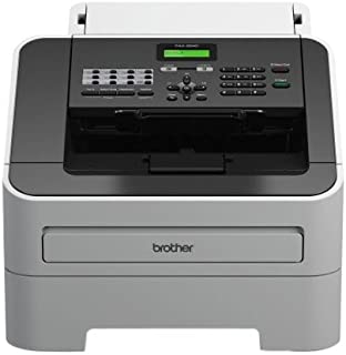 Brother FAX 激光打印机 Laserfax+Druck-/Scanfunktion 灰色 / 黑色