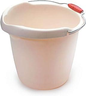 Rubbermaid 乐柏美 耐用型水桶13.2L藕荷色 2969