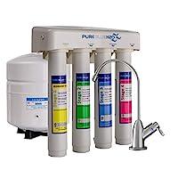 纯蓝色 H2O 反向 Osmosis 饮用水系统[NSF Cert, Costco 中看到的]