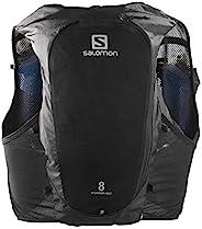 Salomon 萨洛蒙 Hydration Vest 越野跑水袋包 2个500ml软水瓶