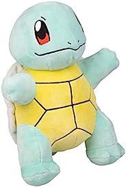 Pokémon 松鼠毛绒填充动物玩具 - 8 英寸