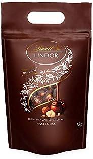 Lindt 瑞士蓮 Lindor 榛子—牛奶巧克力球 — 約80只 1公斤
