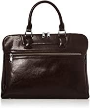 [REGiSTA] 商务包 男士 皮革 公文包 薄款 A4 带隔断 黑色 茶色 驼色