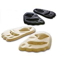 脚感舒适鞋垫 3双装 基本款套装