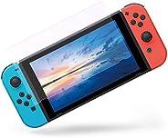 ALLONE 2片装 Nintendo Switch 用 防蓝光玻璃膜 硬度9H 防飞散 保护 日本制玻璃 防指纹 开关 日本制造商