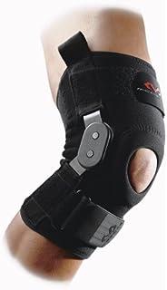 McDavid 邁克達威 PSII 鉸鏈式護膝尺寸(膝蓋周圍測量):XXL 碼(50.88-55.88 厘米)