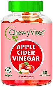 CHEWY VITES 苹果醋软糖 60 粒 0.074 千克