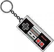 Nintendo NES Controller 钥匙扣金属钥匙圈