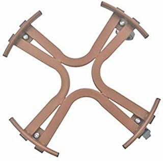 工业圆形手推车,带车轮厘米。 55 - TEK037