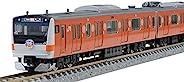 TOMIX N等级 限定品 JR E233 0系(Chuou线开业130周年纪念活动包装)套装 97916 铁道模型 电车
