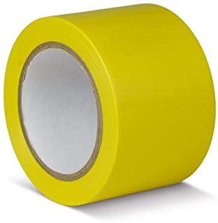地板标记带胶标准黄色