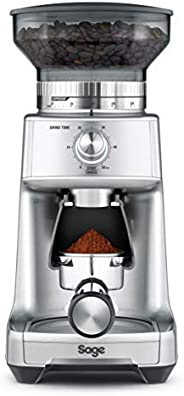 Sage BCG600SIL 剂量控制 Pro咖啡研磨机-银色