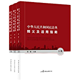 中华人民共和国民法典释义及适用指南