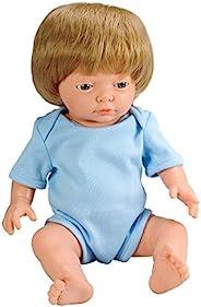 Educational Insights Baby Bijoux 娃娃 高加索男孩