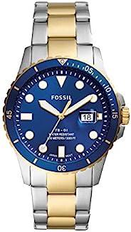 Fossil 手表 FB-01 FS5742 男士 金色