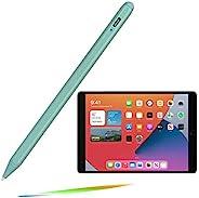 Apple Pencil * 8 代 iPad 10.2 英寸,1.5 毫米手掌拒绝精细笔尖有源触控笔兼容 Apple iPad 10.2 英寸 8 代磁性绘图和书写手写笔,*