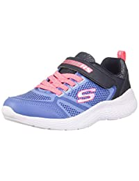 SKECHERS 斯凯奇 运动鞋 Snap Sprints 女童 ペリウィンクル×マルチ 14.0 cm 2E