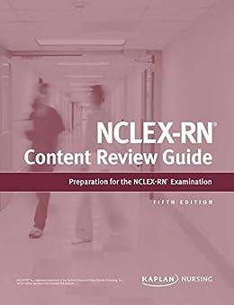 """NCLEX-RN Content Review Guide (Kaplan Test Prep) (English Edition)"",作者:[Kaplan Nursing]"