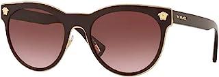 范思哲 VE2198 MEDUSA CHARM Phantos 女士太阳镜 + 免费眼镜护理套装