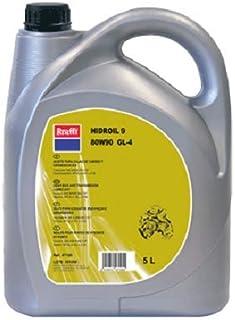 Krafft hidroil 9 油箱 转换 hidroil9 SAE 80 W90 5L